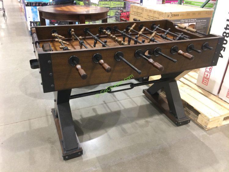 Table Soccer Foosball Game - Premier soccer foosball table