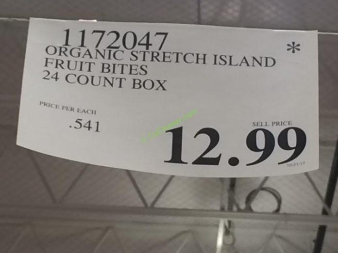 Costco-1172047-Organic-Stretch-Island-Fruit-Bites-tag