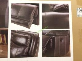 Costco-1049285-1049286-Leather-Reclining-Sofa-Loveseat-part
