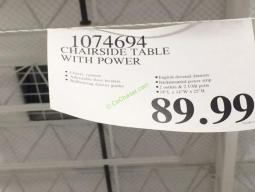Costco-1074694-Chairside-Table-with-Power-tag