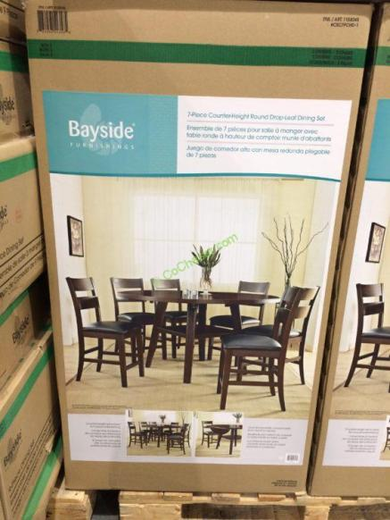 Costco-1158045-Bayside-Furnishings-7PC-Square-to-Round-Counter-Height-Set-box