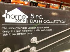 Costco-707674-Home-Zone-5PC-Bath-Set Stain-Nickel-Finish-part4