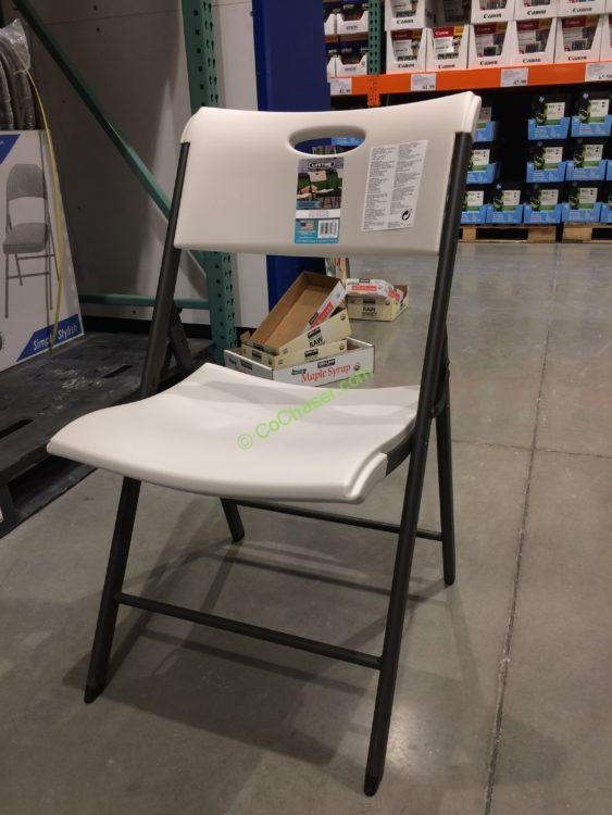 Lifetime Products Folding Chair Model80625  CostcoChaser