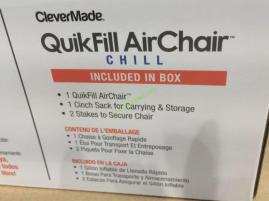 Costco-1127534-Clevermade-Air-Chair-spec