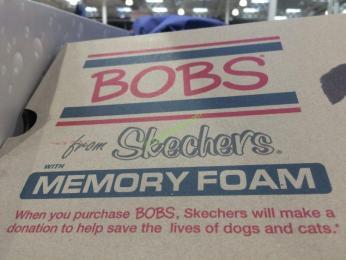 Costco-1166807-Skechers-Bobs-Ladies-Canvas-Wedge-Shoe-face