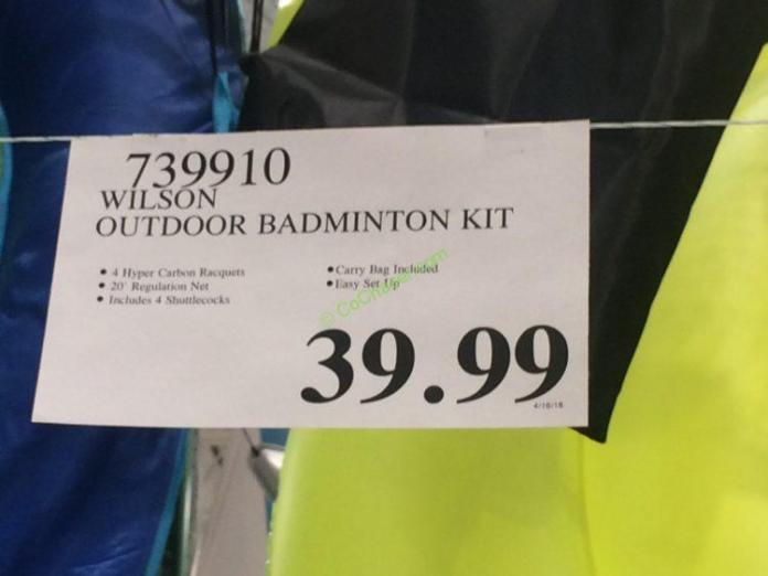 Costco-739910-Wilson-Outdoor-Badminton-Kit-tag