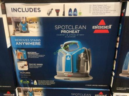 Costco-1220122-Bissell-Spotclean-Proheat-Portable-Spot-Cleane-back