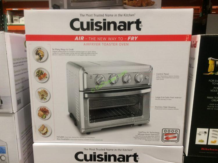 Cuisinart Air Fryer Oven With Convection Costcochaser