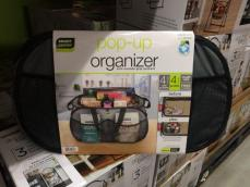 Smart Design Pop Up Truck Organizer Costcochaser