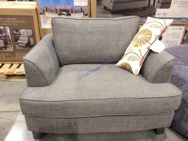 ave six chair natuzzi recliner repair avenue and half costcochaser costco 1136462