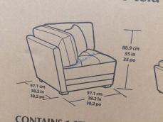 Costco-2000701-6PC-Fabric-Modular-Sectional-size