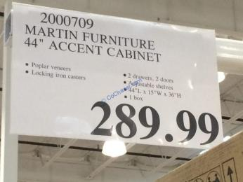 Costco-2000709-Martin-Furniture-44-Accent-Cabinet-tag