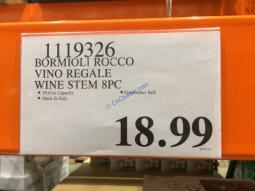 Costco-1119326-Bormioli-Rocco-VINO-Regale-Wine-Stem-tag