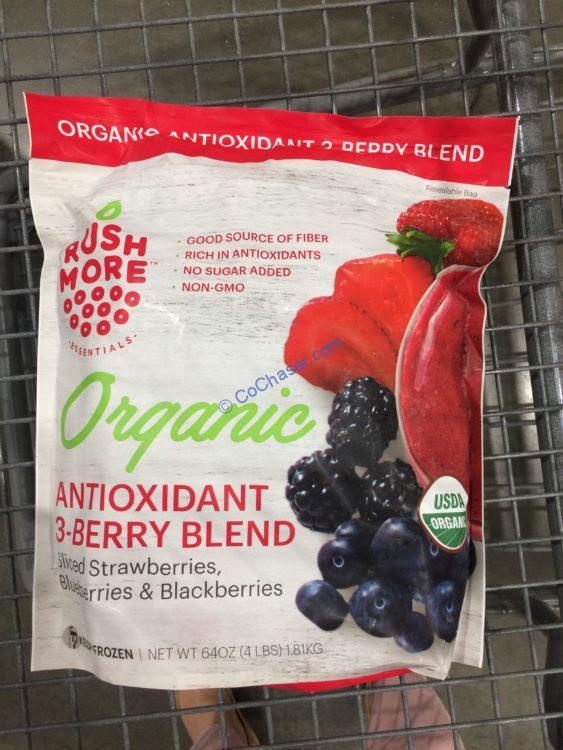 rushmore essentials organic 3