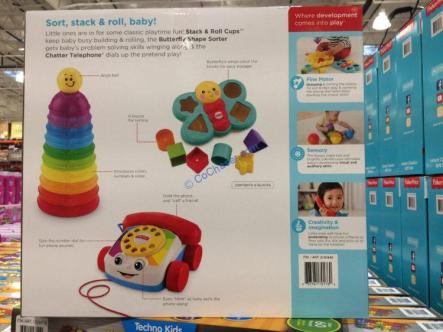 Costco-2140446-Fisher-Price-Classic-Infant-3-Peace-Gift-Set-2