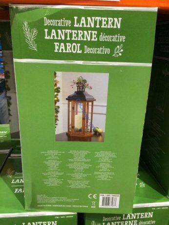 Costco-1900239-Decorative-Lantern-Flickering-LED-Candle-1