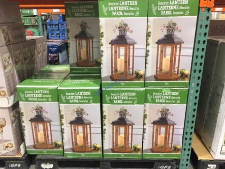 Costco-1900239-Decorative-Lantern-Flickering-LED-Candle-all