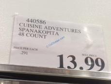 Costco-440586-Cuisine-Adventures-Spanakopita-tag