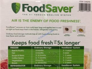 Costco-1248298-FoodSave- 2-in-1-Vacuum-Sealing-System-part
