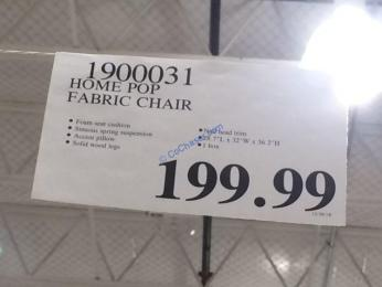 Costco-1900031-Home-POP-Fabric-Chair-tag