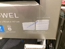 Costco-8000001-Charisma-Gun-Metal-Bath-Towel1