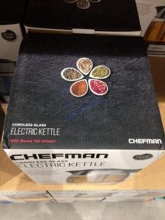 Costco-1246542-Chefman-Electric-Glass-Kettle-with-Tea–Infuser-part