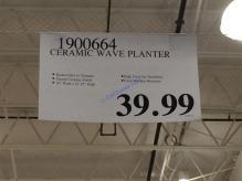 Costco-1900664-Ceramic-Wave-Planter-tag