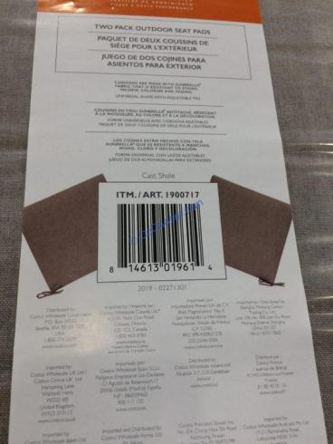 Costco-1900717-2PK-Replacement-Seat-Pads-bar