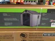 Costco-1900799-Lifetime-Products-Resin-Outdoor-Storage-Shed1