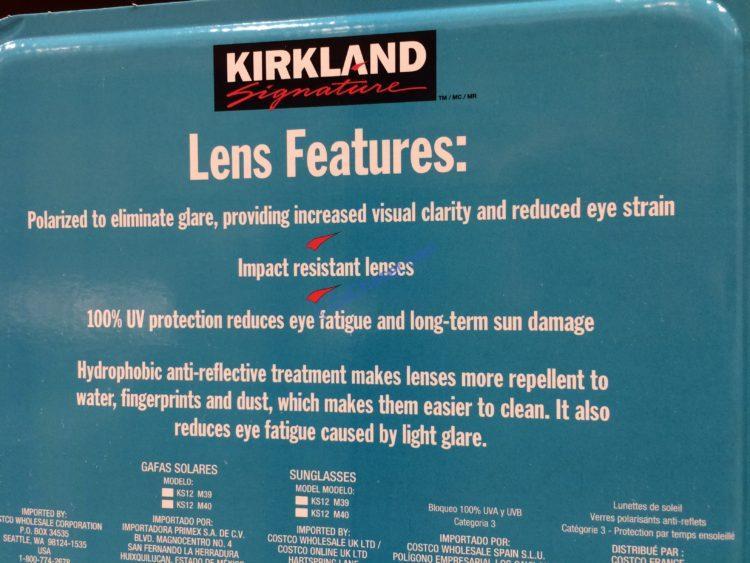 143f632af1 Kirkland Signature Polarized Sunglasses Assorted Styles  12 – CostcoChaser