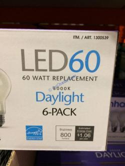 Coscoto-1300539-Feit-Electric-LED-60W-Replacement-Daylight-part
