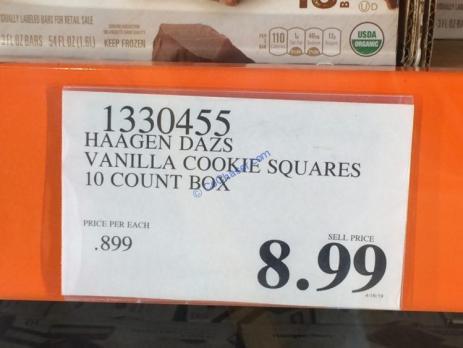 Costco-1330455-Haagen-Dazs-Vanilla-Cookie-Squares-tag