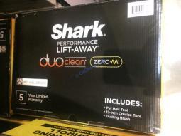 Shark Duoclean Uv700 With Zero M Lift Away Upright Vacuum