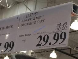 Costco-1237485-6-DrawerMesh-Organizer-Cart-tag