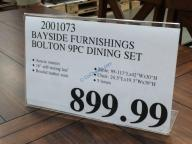 Costco-2001073-Bayside-Furnishings-Bolton-9PC-Dining-Set-tag