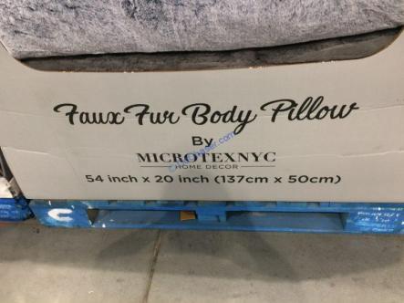 Costco-6058183-Microtex-Faux-Fur-Body-Pillow-name
