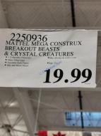 Costco-2250936-Mega-MEGA-Construx-Breakou- Beasts-Crystal-Creatures-tag