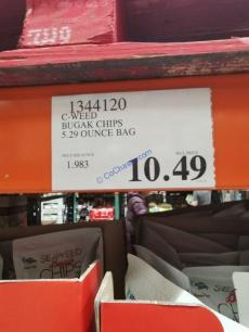 Costco-1344120- C-Weed-Bugak-Chips-tag