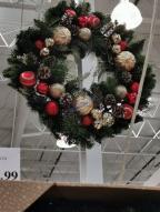 Costco-1900393-30-Decorated-Artificial-Wreath