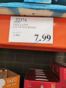 Costco-22374-TAZO-CHAI-Latte-tag