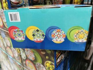 Costco-1338508-Turklish-Tile-Melamine-12Piece-Dinnerware-Set-item