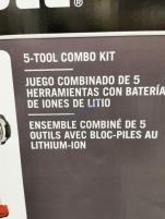 Costco-1303852-Porter-Cable-5-Tool-Combo-Kit-20V-MAX-Lithium-spec