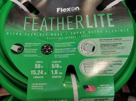 Costco-1386831-Flexon-50ft -Featherlite –Hose-name1