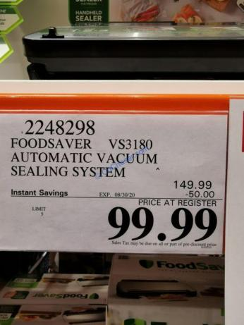Costco-2248198-FoodSaver-Automatic-Vacuum-Sealing-System-tag