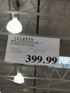 Costco-1414535-Relaxalounger-EuroLounger-tag