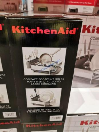 Costco-1464518-KitchenAid-Stainless-Steel-Compact-Dish-Drying-Rack3