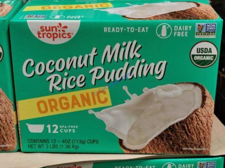 Costco-1478201-Sun-Tropics-Organic-Coconut-Rice-Pudding