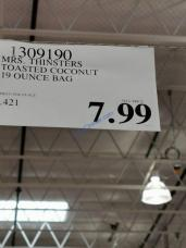 Costco-1309190-Thinsters-Toasted-Coconut-tag