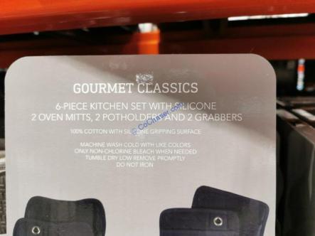Costco-1424208-Gourmet-Classics-6PC-kitchen-Set-with-Silicone-spec