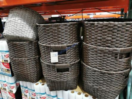 Costco-1485954-Faux-Wicker-Basket-with-Handles-all